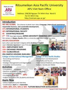 14_Ritsumeikan Asia Pacific University